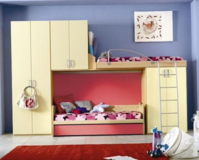 Kids Loft Bedroom