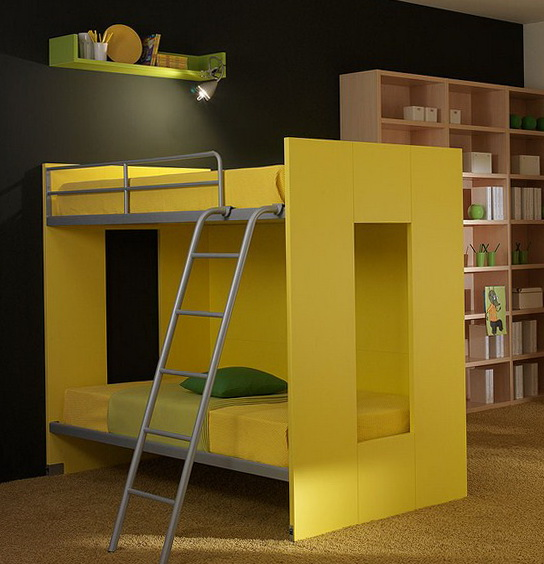 Kids Loft Beds For Boys