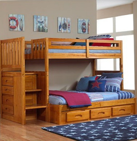 Kids Loft Beds With Steps