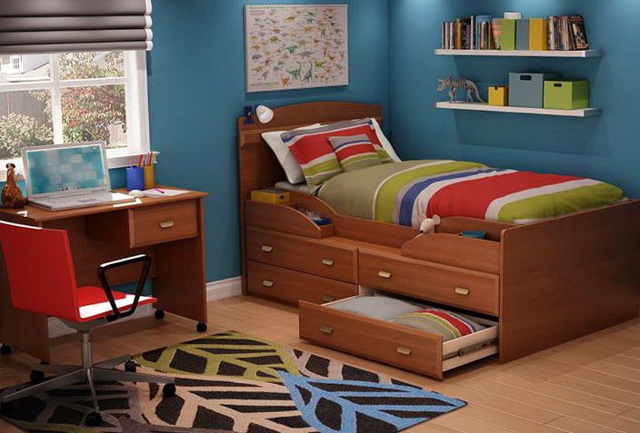 Kids Twin Beds Target