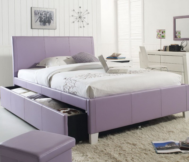 King Bed Frame Ideas