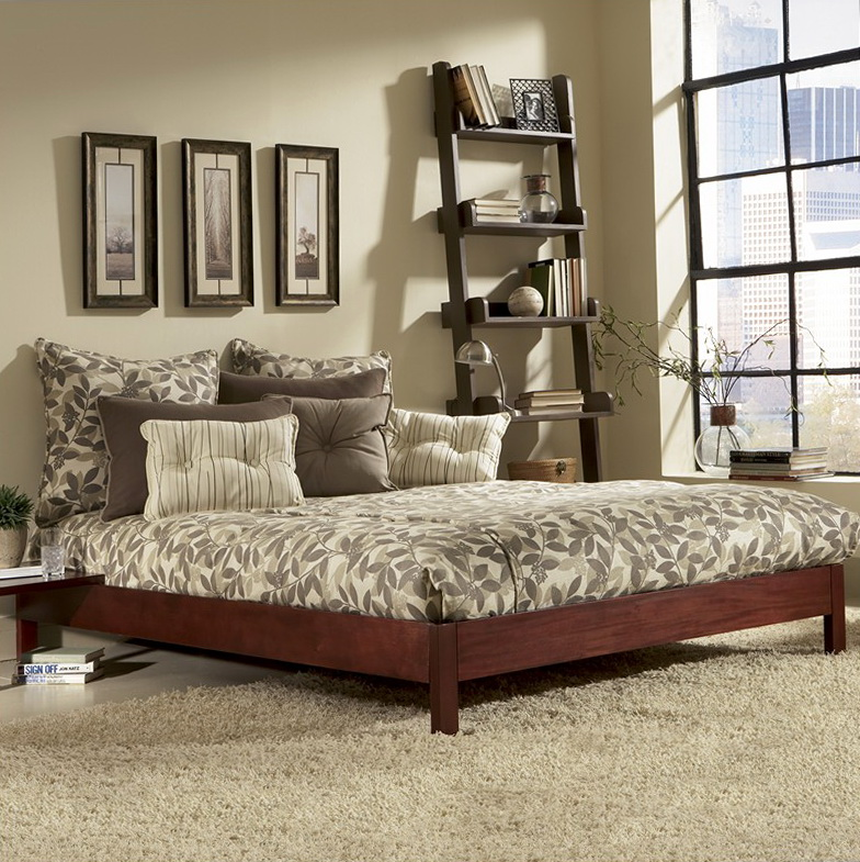 King Size Platform Bed Frame Dimensions