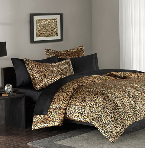 Leopard Print Bedding Sets