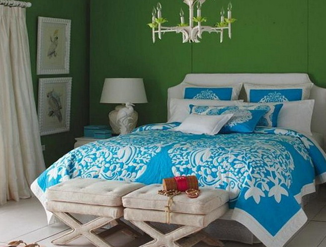 Lilly Pulitzer Bedding Blue