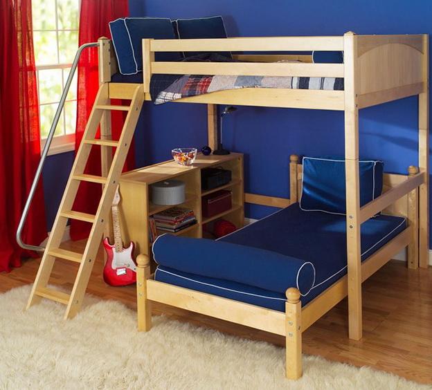 Loft Bed Plans Diy