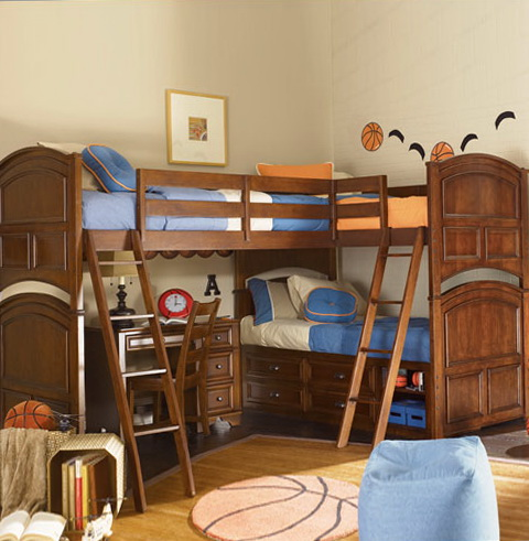Loft Bed Plans Full