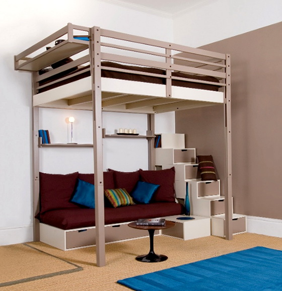 Loft Beds For Adults Plans