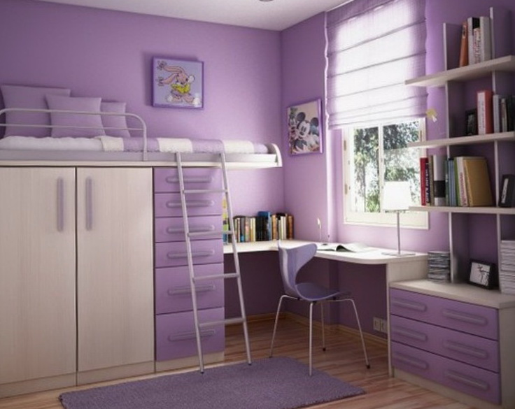 Loft Bunk Beds With Desk