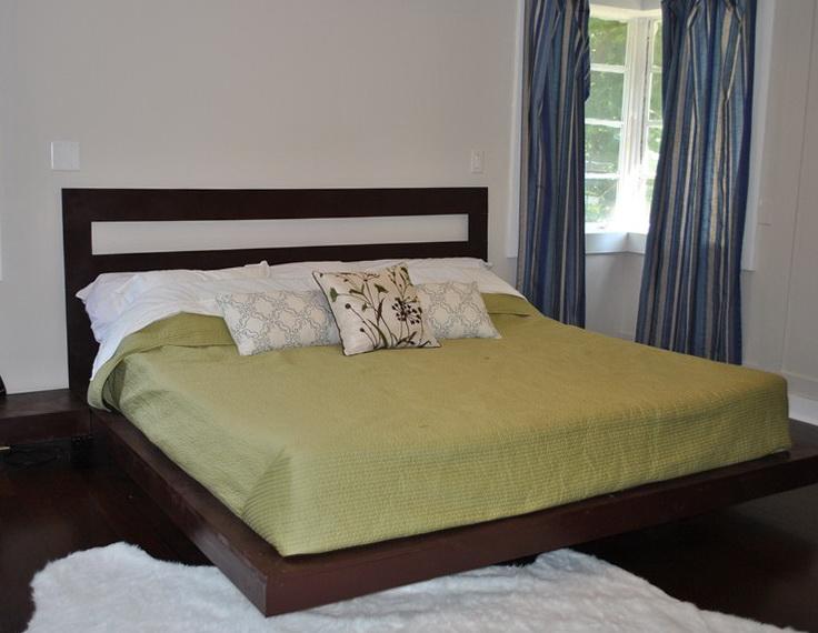 Low Bed Frames Diy