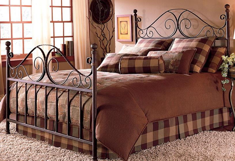 Metal Bed Frame Full
