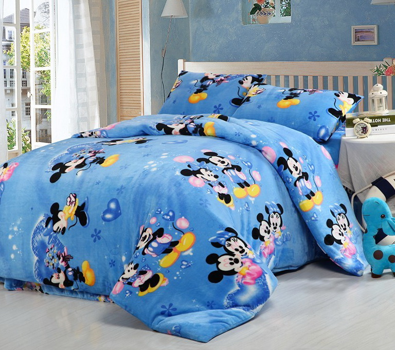 Mickey Mouse Bedding King Size