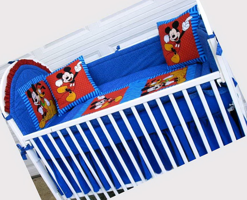 Mickey Mouse Bedding Toddler