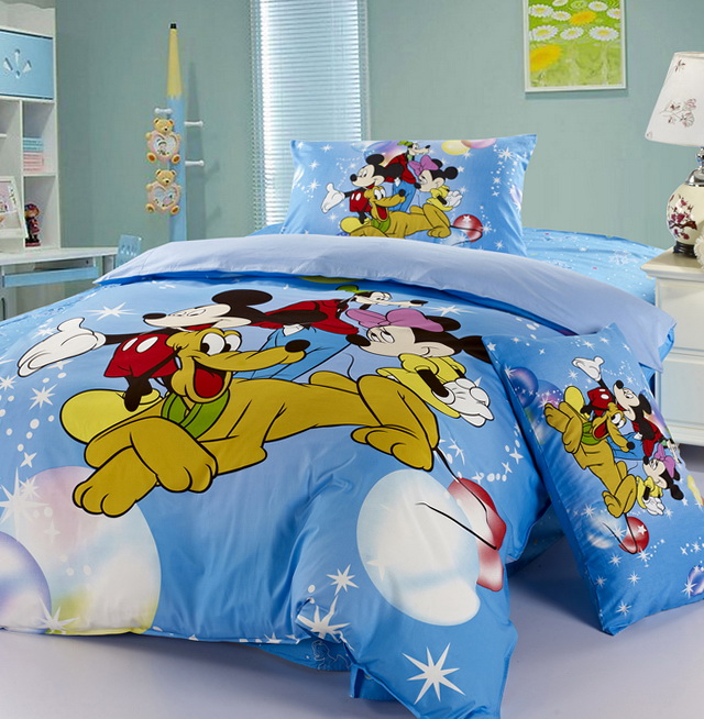 Mickey Mouse Bedding Twin