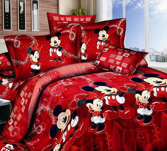 Minnie Mouse Bedding Double