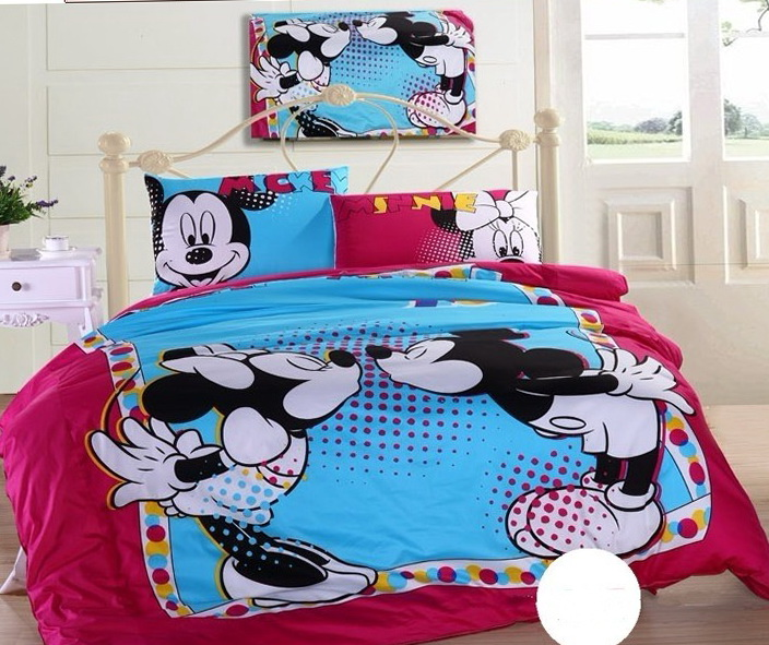 Minnie Mouse Bedding Set Full
