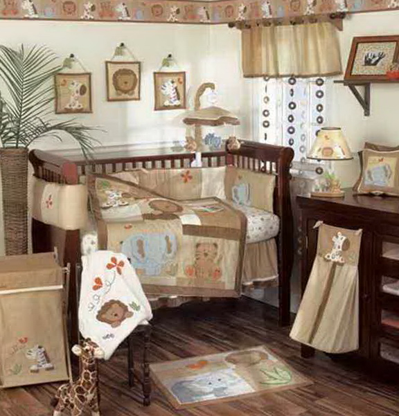 Modern Baby Bedding Canada