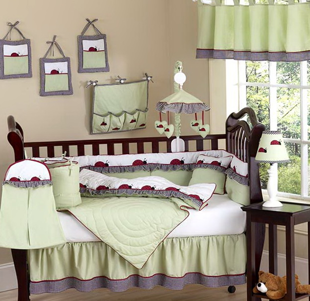 Modern Baby Bedding Collections
