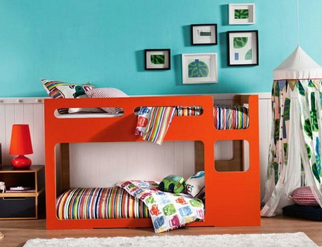 Modern Bunk Beds With Stairs