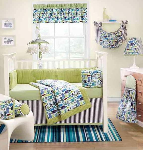 Modern Crib Bedding Canada