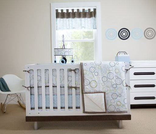 Modern Crib Bedding For Boys