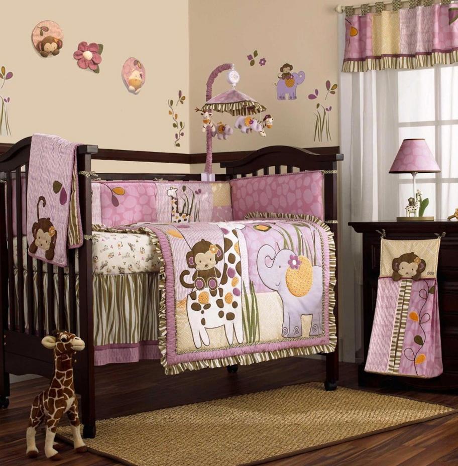 Modern Crib Bedding Sets