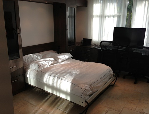 Modern Murphy Beds Miami