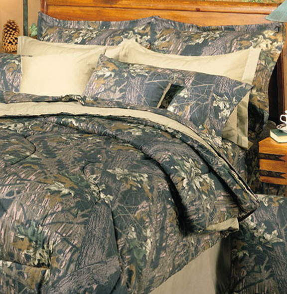Mossy Oak Bedding Set