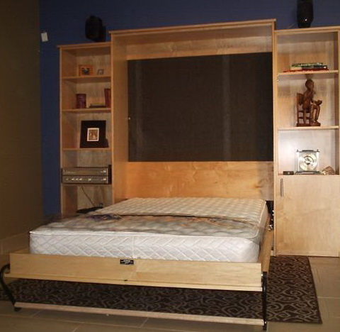 Murphy Bed Hardware King Size