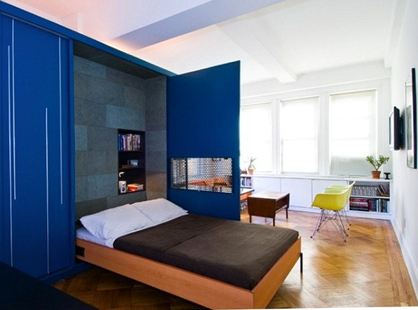 Murphy Bed Nyc Studio