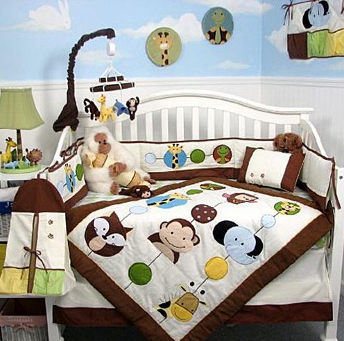 Nursery Bedding Sets Uk