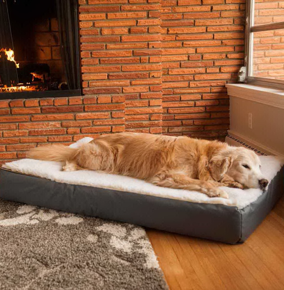 Orthopedic Dog Bed Cover