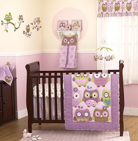 Owl Baby Bedding Babies R Us