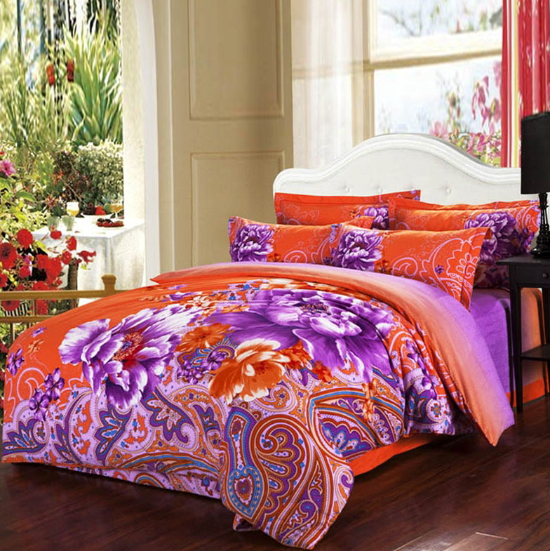 Paisley Queen Bedding Sets