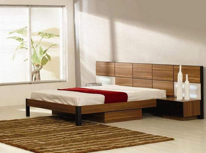 Platform Bed With Storage Drawers Underneath
