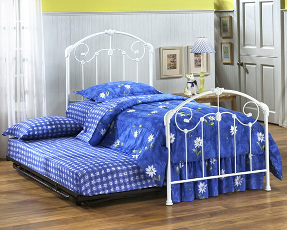 Pop Up Trundle Bed Set