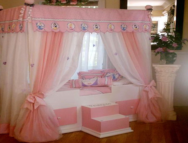 Princess Toddler Bed Sheets