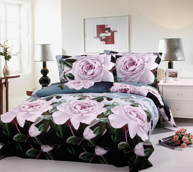 Printed Bed Sheet Sets