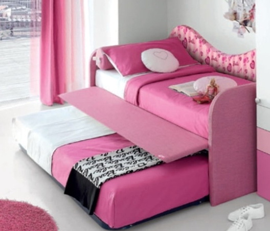 Pull Out Bed Design