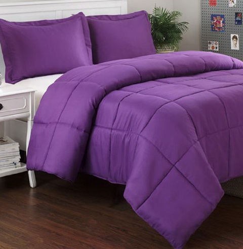 Purple Bedding Sets Full