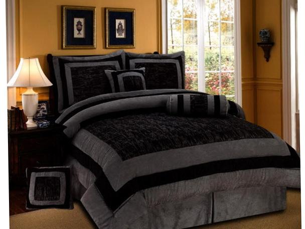 Queen Bed Sets For Men