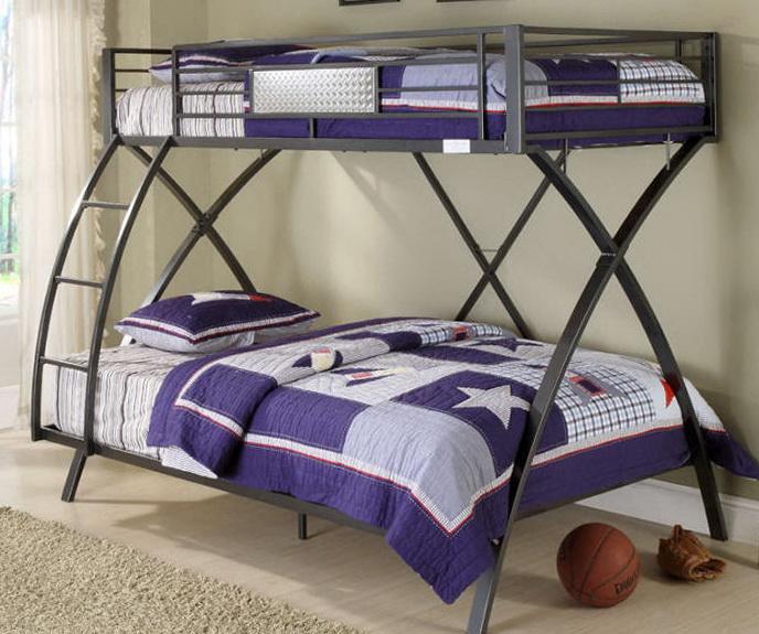 Queen Loft Bed Metal