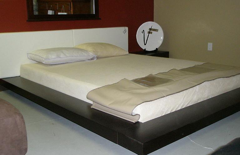 Queen Platform Bed Frame Target
