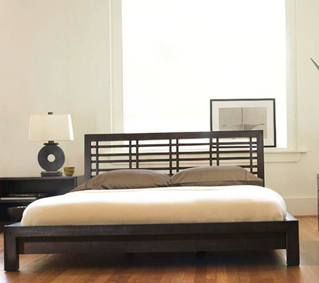 Queen Size Bed Frame Low To Ground
