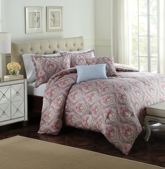 Raymond Waites Bedding Paisley