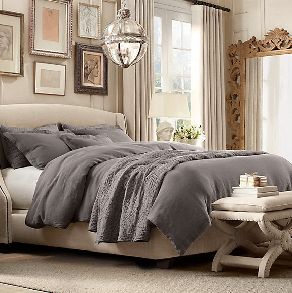 Restoration Hardware Bedding Ebay