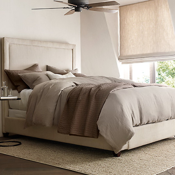 Restoration Hardware Bedding Outlet