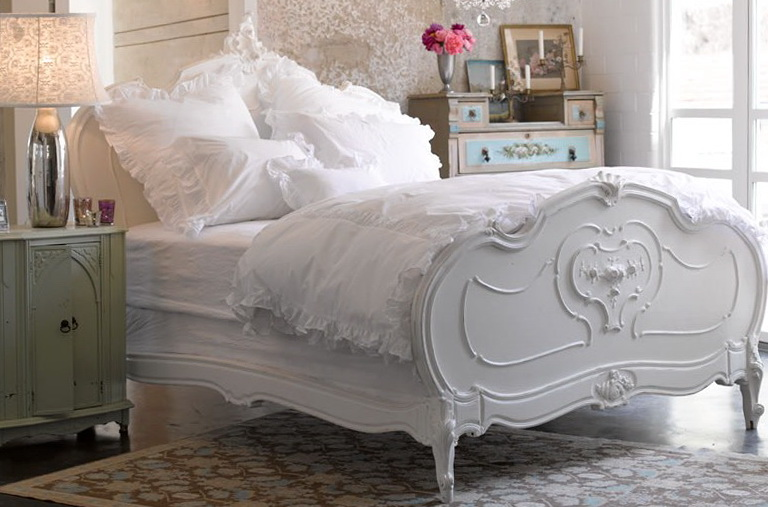 Shabby Chic Bedding King