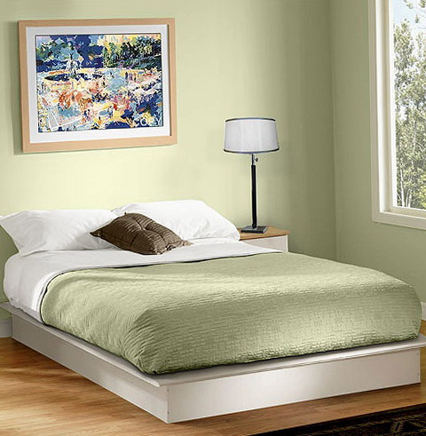 South Shore Full Platform Bed