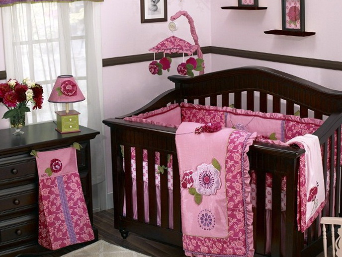 Target Baby Bedding Girl