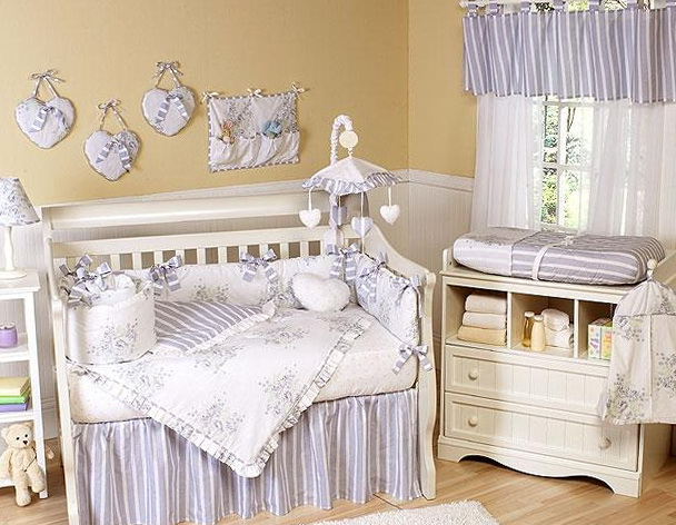 Target Baby Bedding Shabby Chic